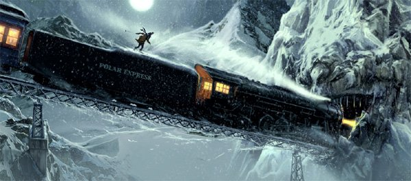 The Polar Express Movie Pictures!