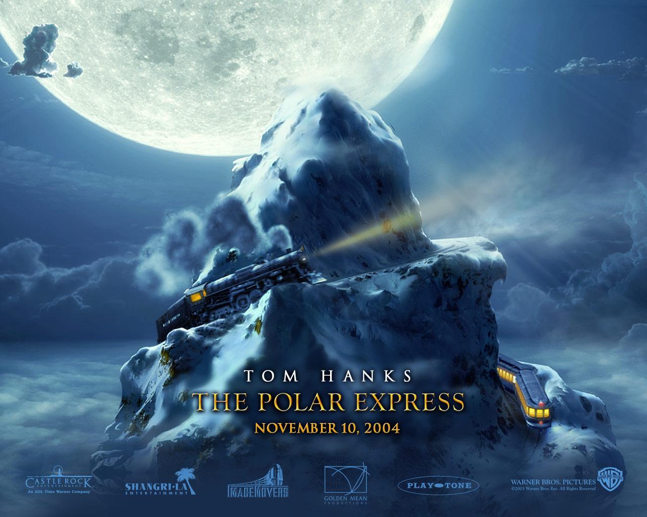 The Polar Express - Wallpaper